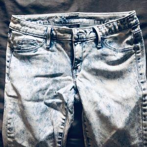 Mossimo Denim Mid-Rise Jean Legging